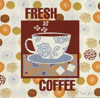 Coffee Time I Framed Print