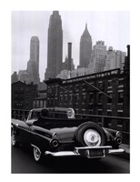 Marilyn in New York Fine Art Print