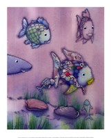 The Rainbow Fish II Fine Art Print