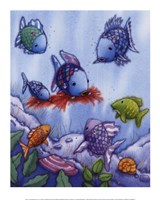 The Rainbow Fish V Fine Art Print