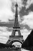 La Tour Eiffel, Paris Wall Poster