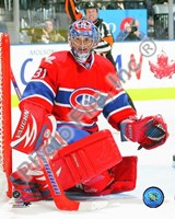 Carey Price 2009-10 Action Fine Art Print