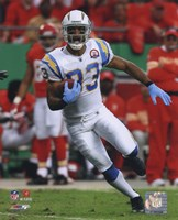 Vincent Jackson 2009 Action Fine Art Print