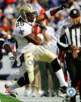 Reggie Bush football 2009 Fine Art Print