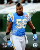 Shawne Merriman 2009 Close Up Fine Art Print