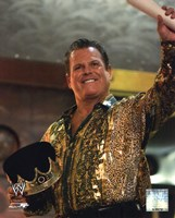 Jerry Lawler #562 Fine Art Print