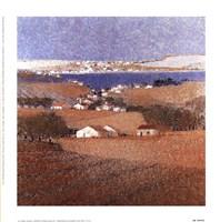 Le Paille Doree Fine Art Print