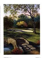 Old Bridge To #18 Fine Art Print