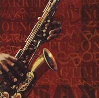 Jazz I Fine Art Print