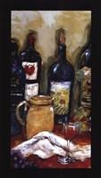 Wine Tasting Panel I Fine Art Print