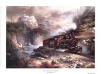 Rio Grande Express Fine Art Print