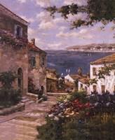 Mediterranean Dreams II Fine Art Print