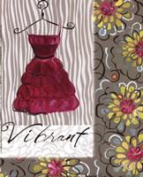 Vibrant Framed Print