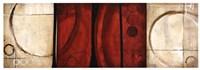 Circular Rhythm I Fine Art Print