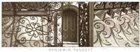 Through The Gate I Fine Art Print