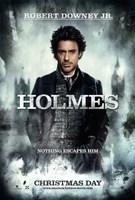 Sherlock Holmes, c.2009 - style A Fine Art Print