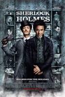 Sherlock Holmes, c.2009 - style E Framed Print