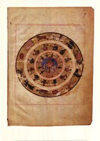 Astronomy and Astrology Tables, (The Vatican Collection) Fine Art Print