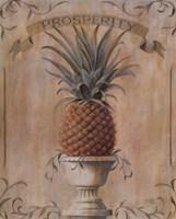 Pineapple Prosperity Fine Art Print