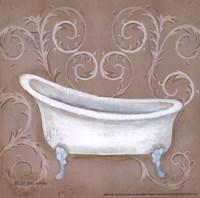 Bath Tub Fine Art Print