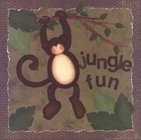 Jungle Fun Fine Art Print