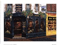 London Pub Fine Art Print