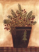 Pines in a Bucket Fine Art Print