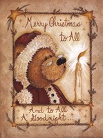 Merry Christmas to All Fine Art Print