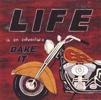 Life Fine Art Print