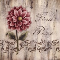 Find Peace Fine Art Print