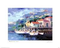 Mediterranean Sunset Fine Art Print