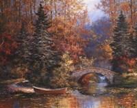 Woodland Splendor Fine Art Print
