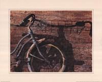 Paper Route Fine Art Print