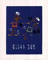 Cigar Box Fine Art Print