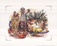 Spiced Oil and Vinegar Collection I Framed Print