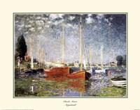 Argenteuil Framed Print
