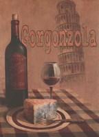 Gorgonzola Framed Print