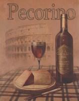 Pecorino Framed Print