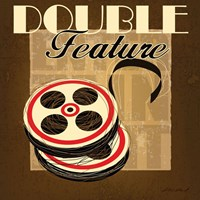 Double Feature Fine Art Print