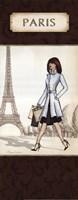 Paris - special Framed Print