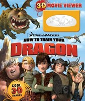 How to Train Your Dragon - style B Framed Print