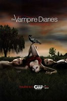 The Vampire Diaries - style C Fine Art Print
