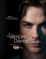 The Vampire Diaries - style H Fine Art Print