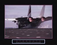 Strength - Aircraft Fine Art Print