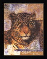The Leopard Framed Print