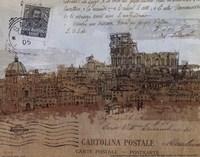 Cities IV - Rome Fine Art Print