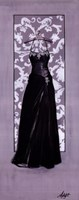 Black Dress Fine Art Print