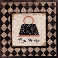 The Purse Fine Art Print