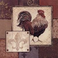 Rooster I Fine Art Print