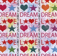 Dream and Love Fine Art Print